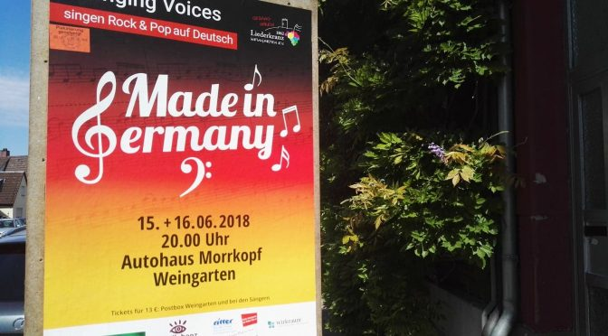 Swinging Voices – Made in Germany