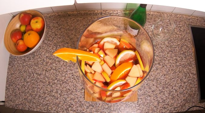 VIDEO: Rezept Wengerder Sangria (rot)